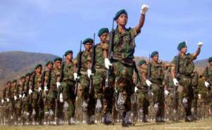 Indonesia in Focus|Timor Leste Troops